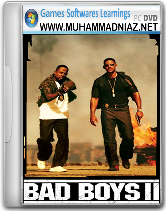 Bad Boys 2 Game Cover Free Download