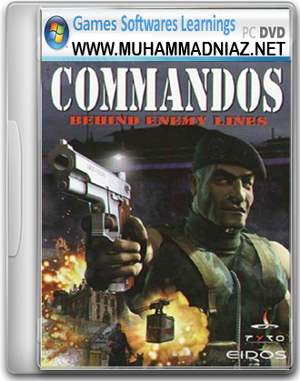 Commandos 1 Behind The Enemy Line Cover Free Download