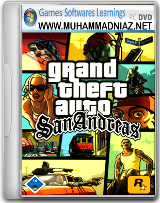 GTA San Andreas Free Download Highly Compressed PC Game Full Version