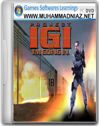IGI-1 Game Cover