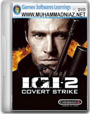 IGI 2 Covert Strike Cover