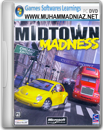 Midtown Madness Game Free Download For Pc