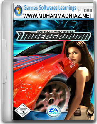 Need for Speed UnderGround Cover Free Download