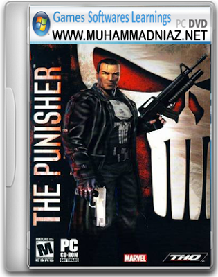 The Punisher Game Cover Free Download