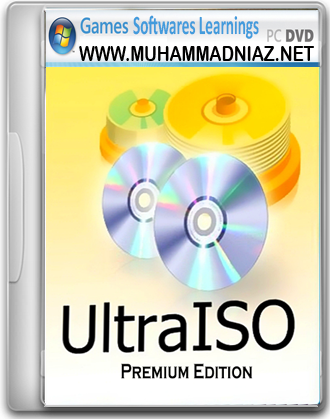 UltraISO Premium Edition Cover
