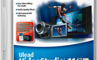 Ulead Video Studio 11 Plus Cover