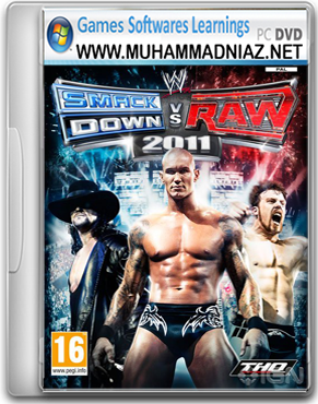 WWE SmackDown VS RAW 2011 Cover