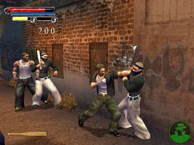 Underground Fighting Free Download PC Game Full Version