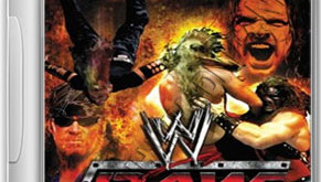 WWE RAW Game Cover