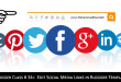 Header Social Media Icon Cover