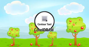 Contour Tool in CorelDRAW