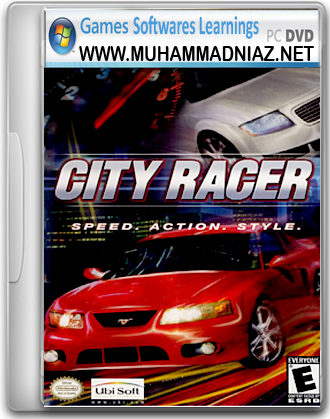 City Racer Cover
