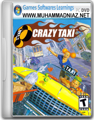 Crazy taxi 3. Game rip / pc / 112mb + download youtube.