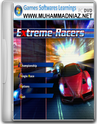 Extreme Racers Game Cover