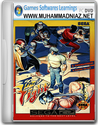 Final Fight Game Cover