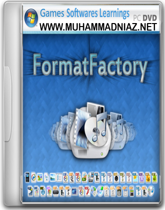Format Factory Cover