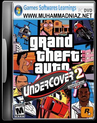 GTA Undercover 2 Cover
