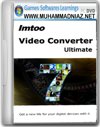 ImTOO Video Converter Ultimate 7 Cover