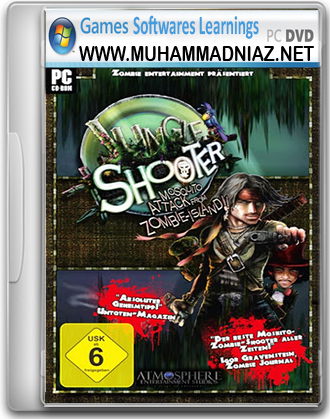 Jungle-Shooter-Mosquito-Attack-from-Zombie-Island