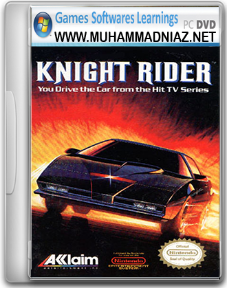 Knight Rider Game Cover