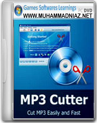 MP3 Cutter Joiner Cover