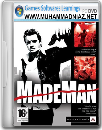 MadeMan Game Cover