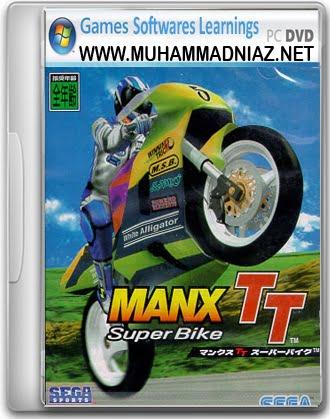 Manx TT Super Bike Game Cover