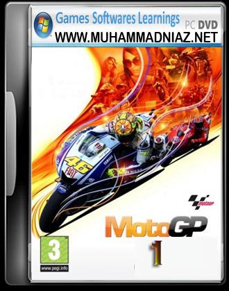 MotoGP Cover