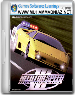Need for Speed 3 Hot Pursuit Game Cover