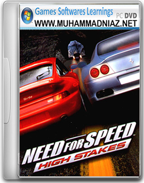 Need for Speed 4 High Stakes Game Cover