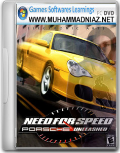 Need for Speed 5 Porsche Unleashed Game Cover