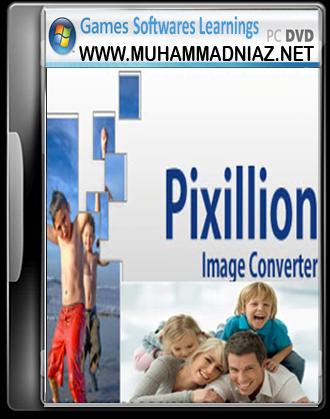 Pixillion Image Converter Cover