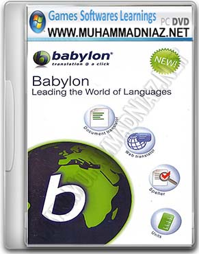 Babylon Software Cover