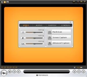 GOM Media Player Preview