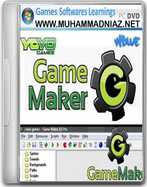 Game Maker 7 Cover