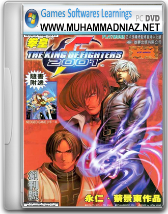 KOF 2001 Cover