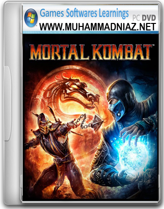 Mortal Kombat Game Cover