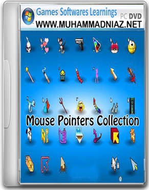 Mouse Pointers Collection Cover
