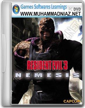 Resident Evil 3 Game Cover