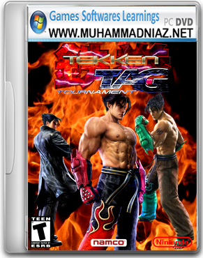 Tekken Tag Tournament Cover