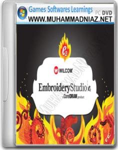 EmbroideryStudio e3 Cover