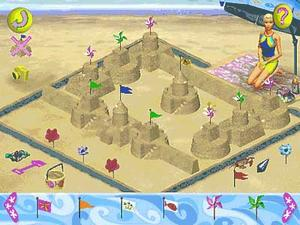 Barbie Beach Vacation Screenshot 1
