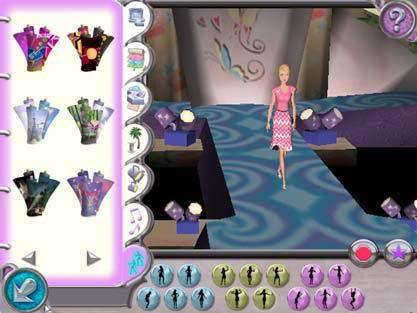 Barbie Beauty Styler Screenshot 2