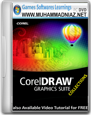 CorelDRAW Software Cover