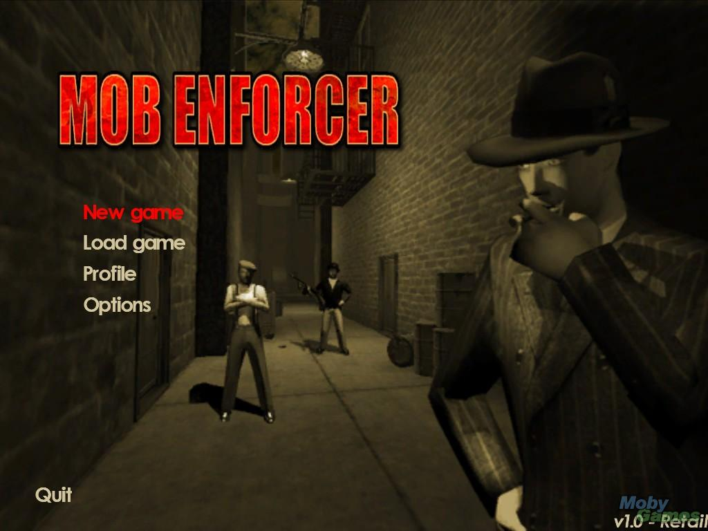 Mob Enforcer Screenshot 1