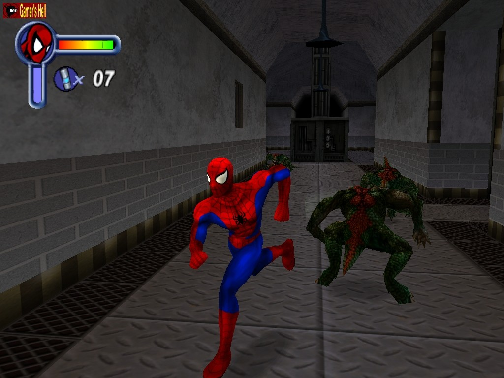 Spiderman 1 Screenshots 1