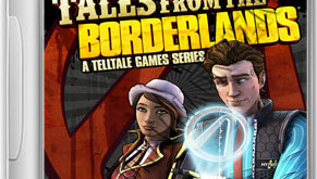 Tales From The Borderlands Game Cover