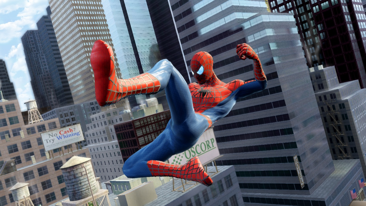 spiderman 1 free download pc game full version