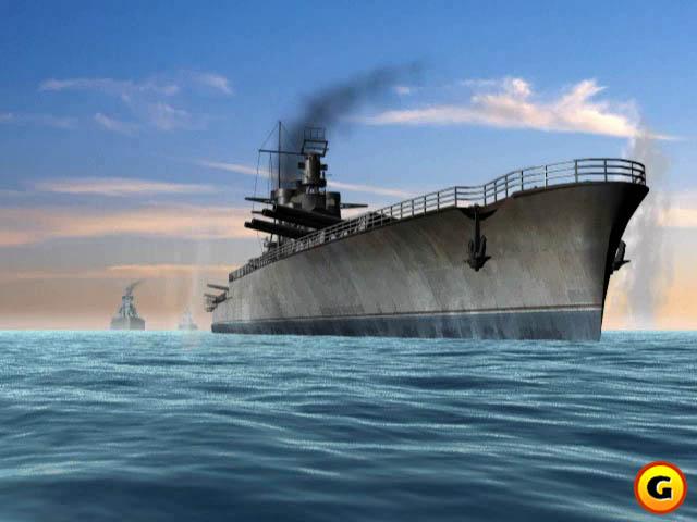 Battleship Surface Thunder Screenshots 2