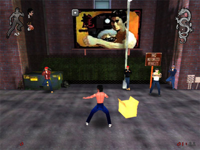 Bruce Lee Call Of The Dragon Screenshots 1